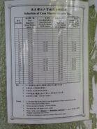 NR519 timetable eff 20141201