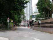 Castle Peak Road Tsuen Wan near Po Fung Terrace1 20170719