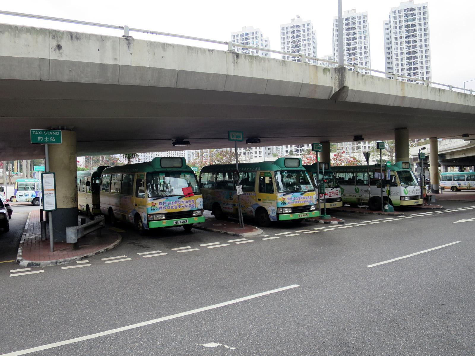 沙田站 (排頭街) 總站