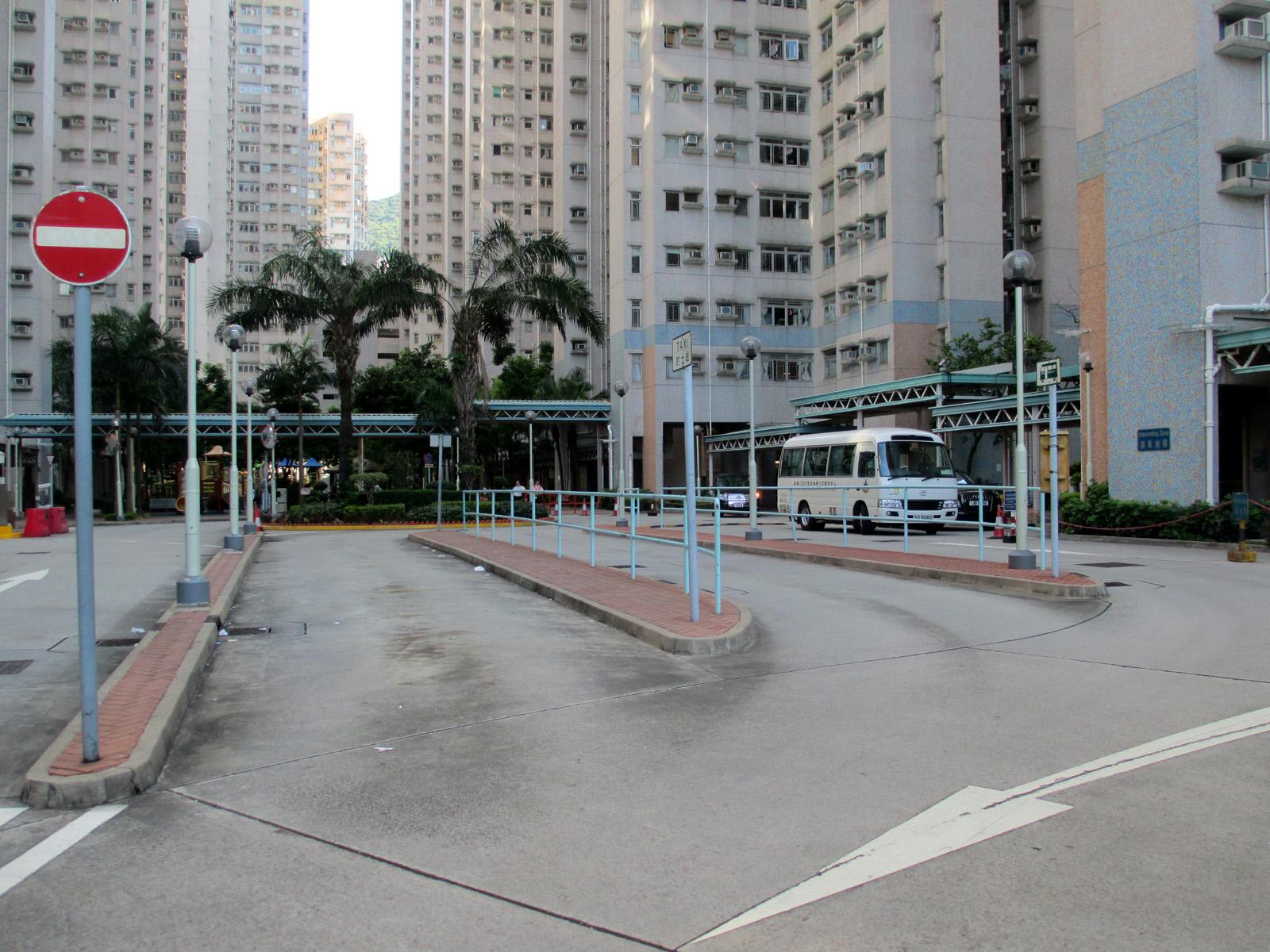 愛蝶灣總站
