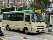 VW994 New Territories 623 in Fung Cheung Road Terminus 17-03-2020