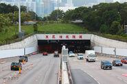 Eastern Harbour Crossing Kowloon side 201708