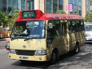 HL8897 Oi Man Estate to Mong Kok 29-06-2017