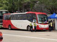 Jackson Bus UG6489 MTR Free Shuttle Bus E99M 18-04-2021