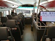 KMB V6B95 WG7910 Upper deck 10-09-2021