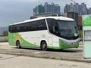 UH7516 Sun Bus NTT Com Asia to Tseung Kwan O Station 05-05-2021