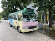 Wai Tau Tsuen minibus terminus 05-08-2020