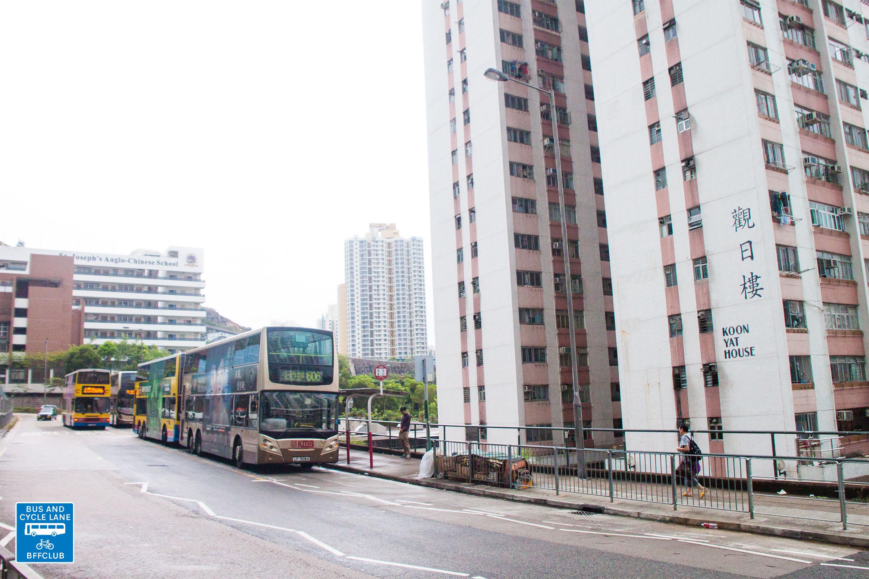 彩雲 (豐盛街) 總站