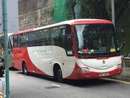 Jackson Bus WA7695 Free MTR Shuttle Bus S1A 01-07-2019
