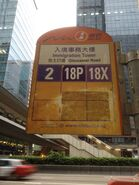 Immigration Tower bus stop 07-04-2015