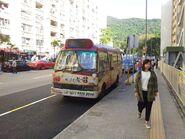 JT3271 in Wah Lok House Wah Fu Estate bus stop