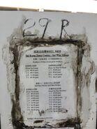 NR29 bus stop