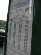 NR762A Timetable