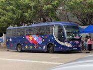 Hang Po Transportation SA6180 MTR Free Shuttle Bus E99M 30-05-2021