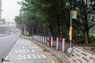 Tin Kwai Road Wetland Park Road E 20160222
