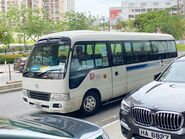 JJ7025 Ma On Shan Residents Bus Management Association NR84 in Ma On Shan 15-07-2020