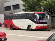 Jackson Bus PY8437 MTR Free Shuttle Bus E99M 18-04-2021
