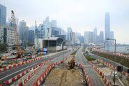 Lung Wo Road Wan Chai Section 20190317