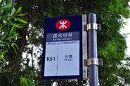 Kar Wo Lei Tsuen MTR Stop Flag 20160212
