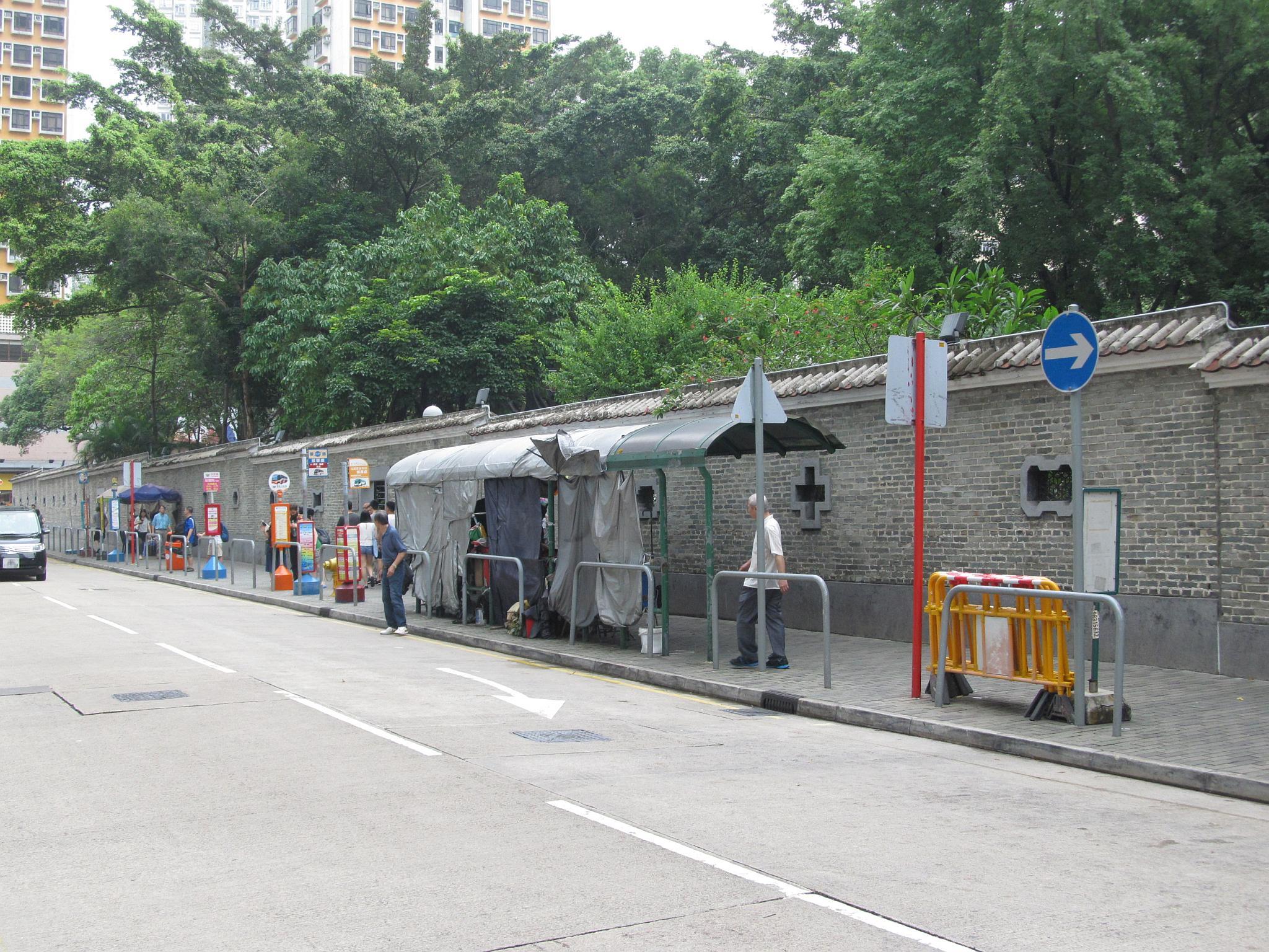 荃灣 (德海街) 總站