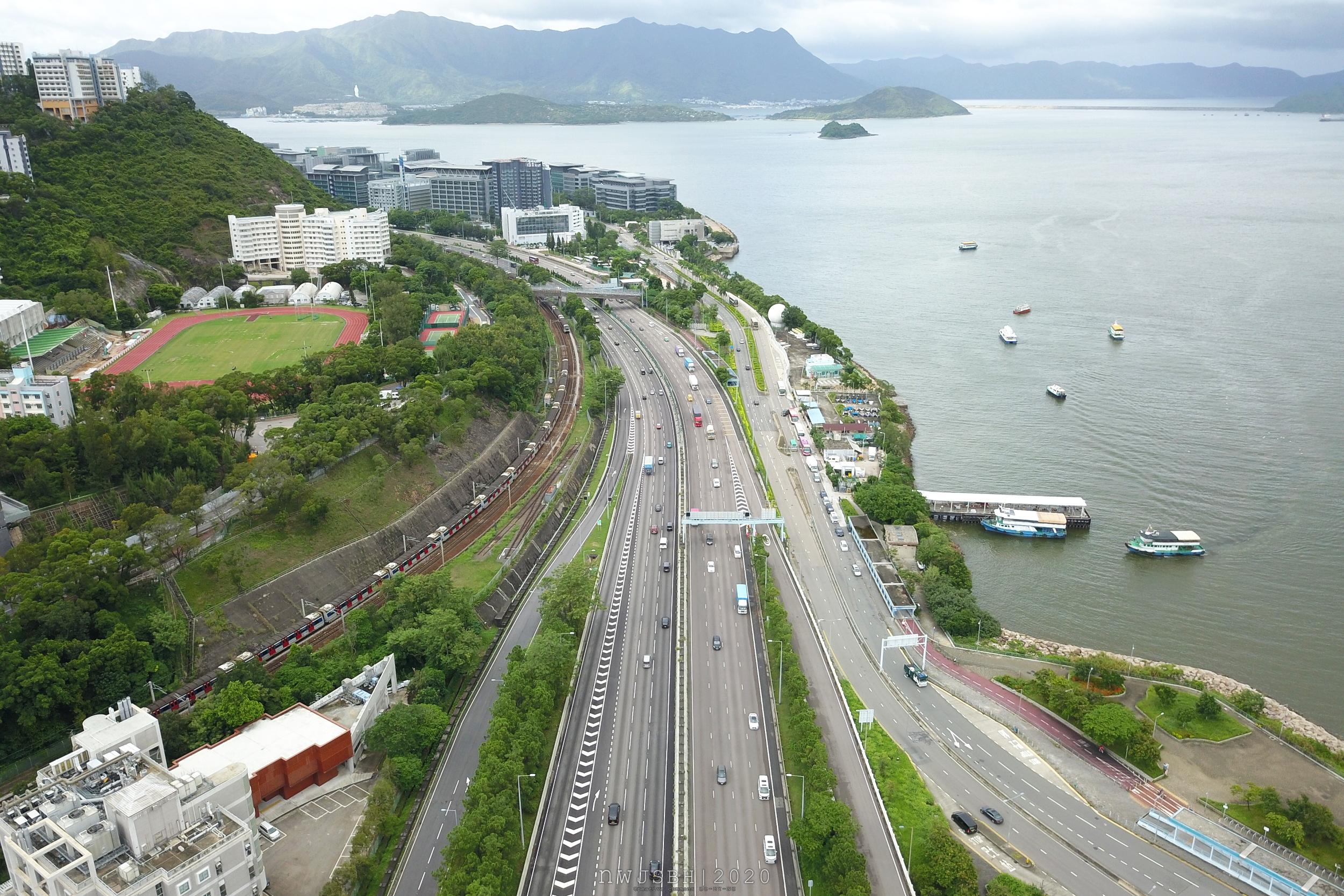 吐露港公路