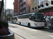 Mong Kok Arran Street Coach Terminus