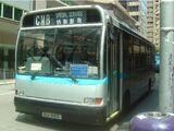 圖庫:中巴港運城免費穿梭巴士