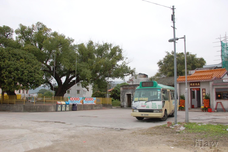 丹竹坑總站