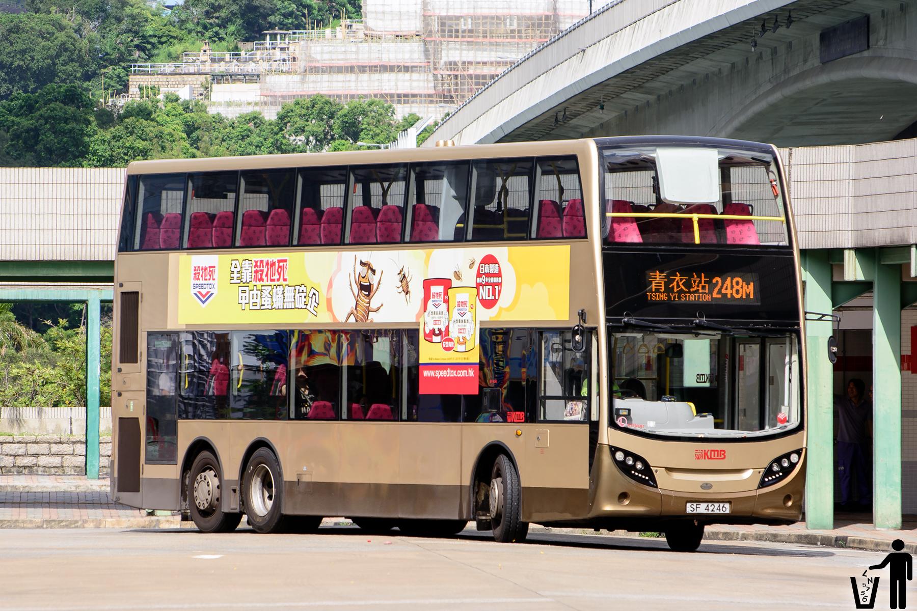 九巴248M線
