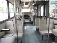 KMB Dennis Lance double door seats