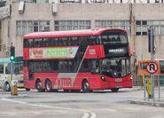KMB V6B155 Not In Service 20210119