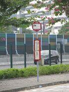 Chong San Road (Second en-route bus stop) 1b