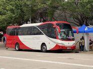 Jackson Bus TY3323 MTR Free Shuttle Bus E99M 18-04-2021