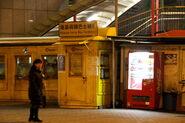 Macau Ferry Staffrooms