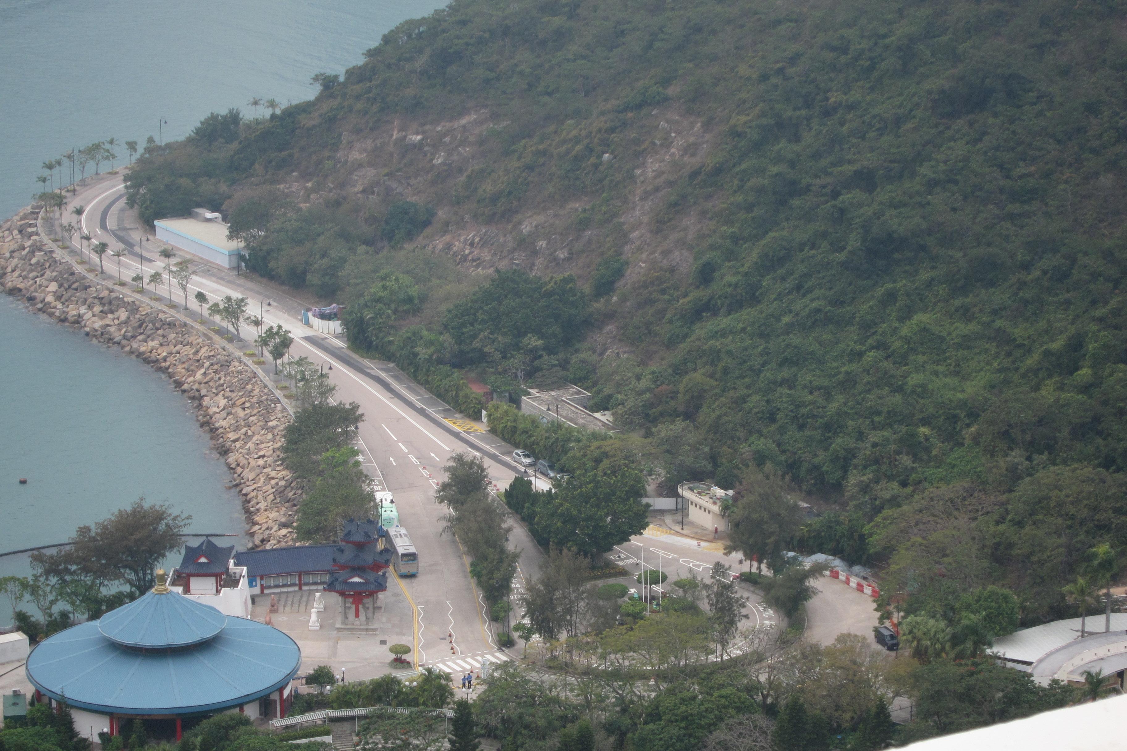 海洋公園 (大樹灣) 總站