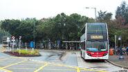 Tai Lam Bus Terminus 20160103