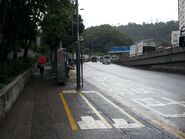Cheung Wing Road Bus stop 01-09-2021