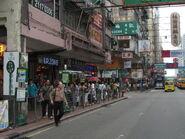 Mong Kok Station Arglye Street W5