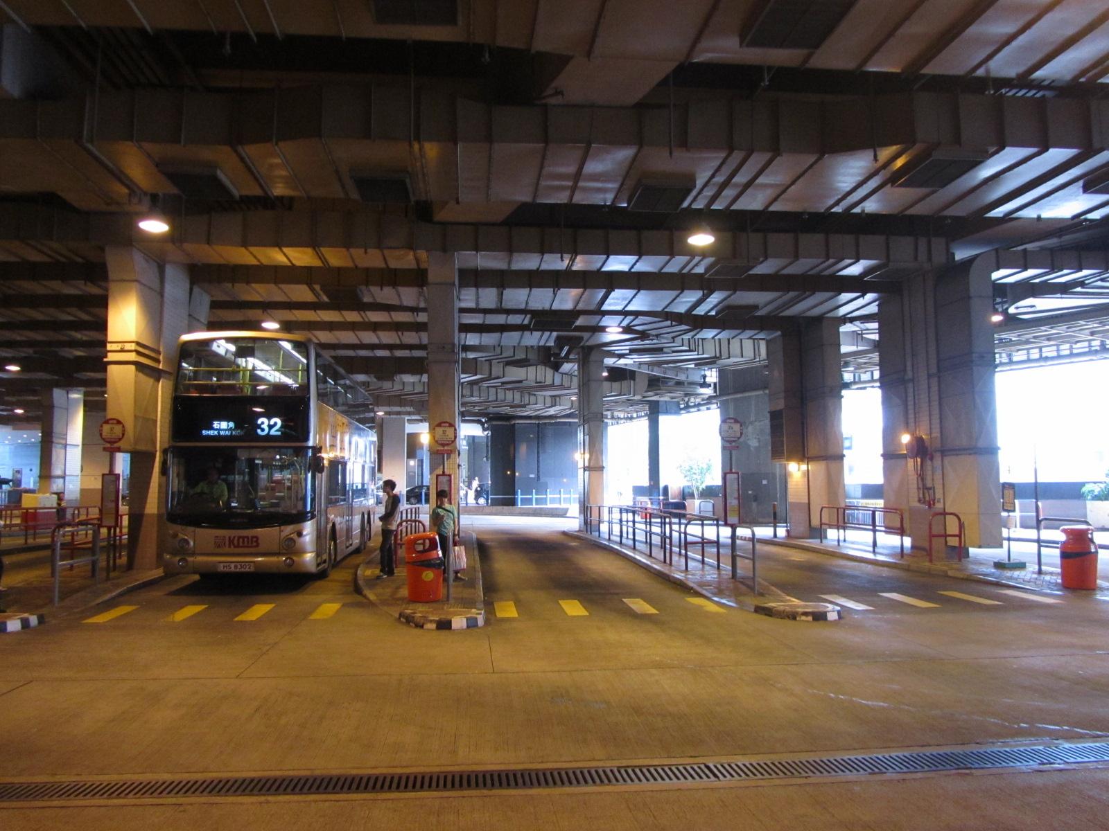 奧運站公共運輸交匯處