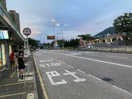Kwong Fuk Estate bus stop 29-08-2021