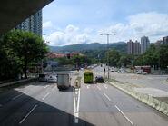 Lion Rock Tunnel Road near Tsang Tai UK 20170710