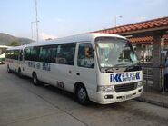 PH6625 Fairview Park Shuttle Bus route 1