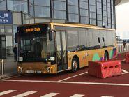 VJ3600 Hong Kong-Zhuhai-Macau Bridge Shuttle Bus 03-05-2019