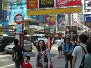 Mong Kok Station Nathan Road 20120317 4