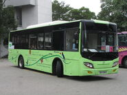 CUHK Wuzhoulong electric bus 2