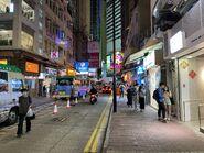 Causeway Bay (Jardine's Bazaar) Public Minibus Terminus 22-04-2021(2)