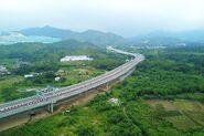 Heung Yuen Wai Highway near Ta Kwu Ling(0928)