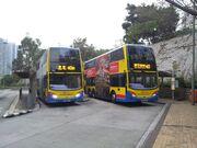 9134 CTB 40M and 9127 CTB 40