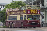 Big Bus Green NR3807 20140606