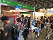 Book Fair 2019 KMB shop